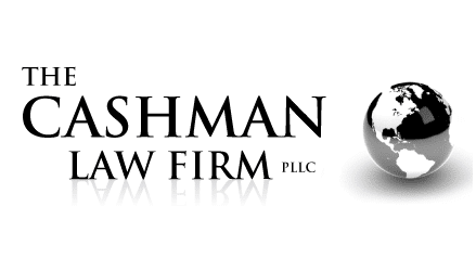 ISP Subpoena Notification Letter | Cashman Law Firm, PLLC | Logo